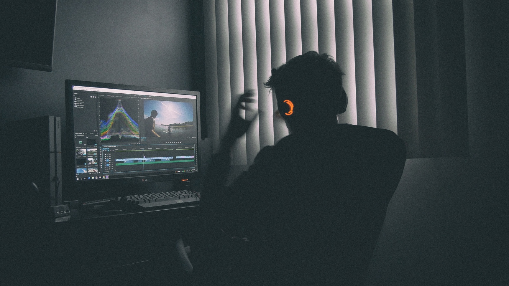 Color Grading with Story in Mind
